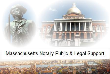 Massachusetts Notary Public & Legal Support Network