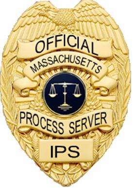 Professional Process Server Badge